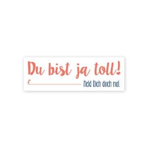 Offline Tinder Dating Aufkleber Sticker Frau Schnobel Grafik