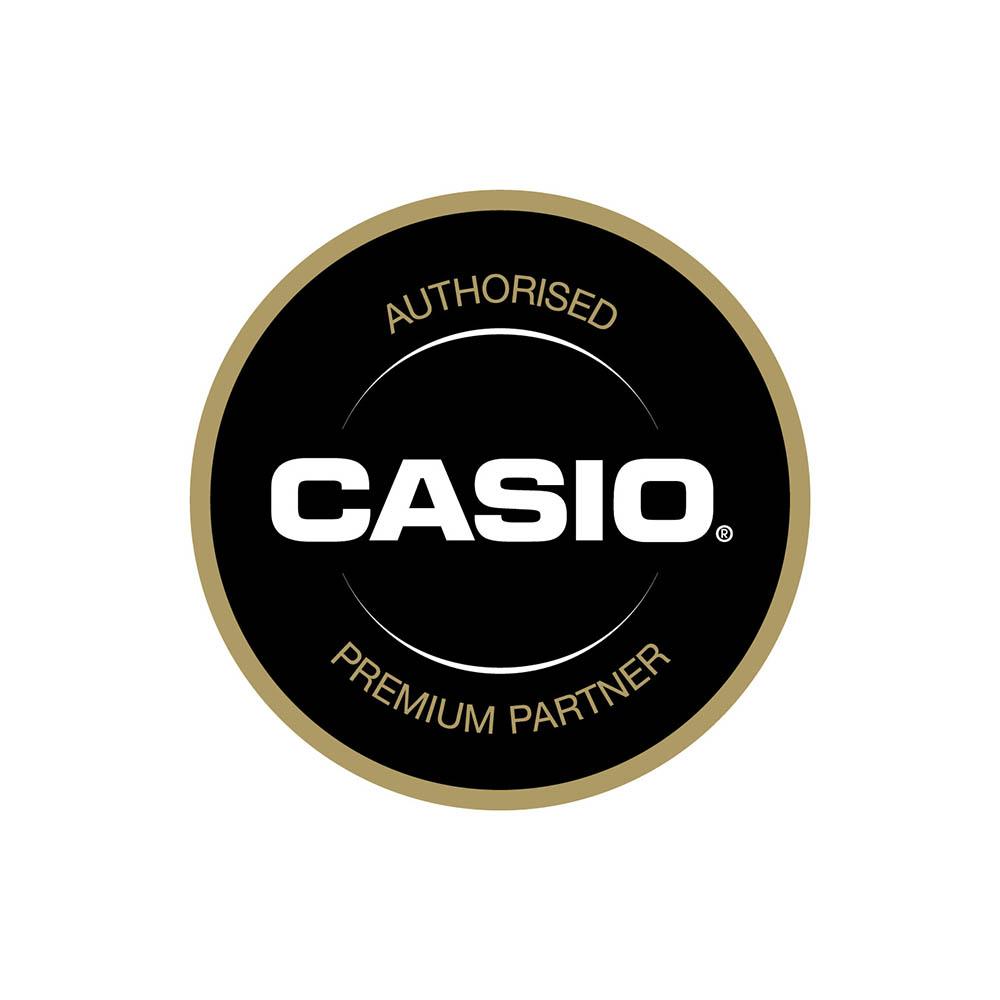 Casio Logo von Frau Schnobel Grafik