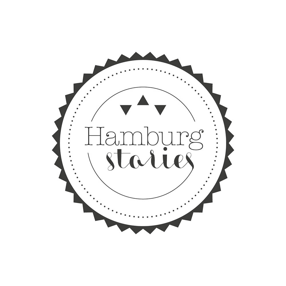 Logokonzeption Hamburg Stories von Frau Schnobel Grafik. Portfolio