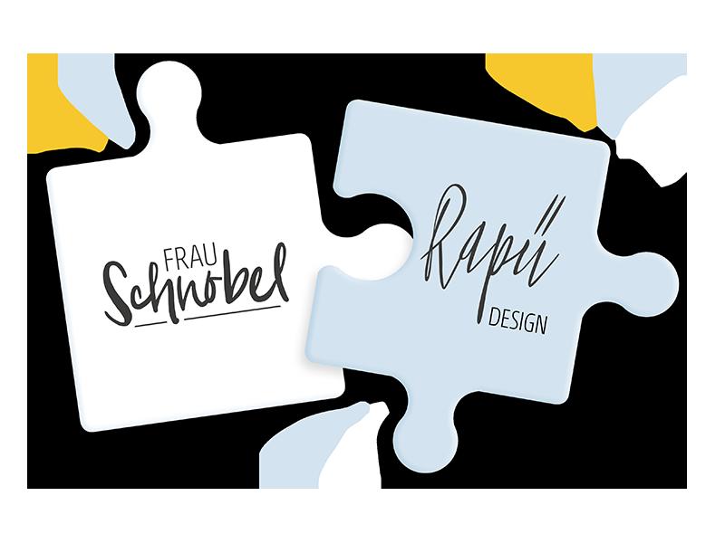 Frau Schnobel Grafik / Rapü Design