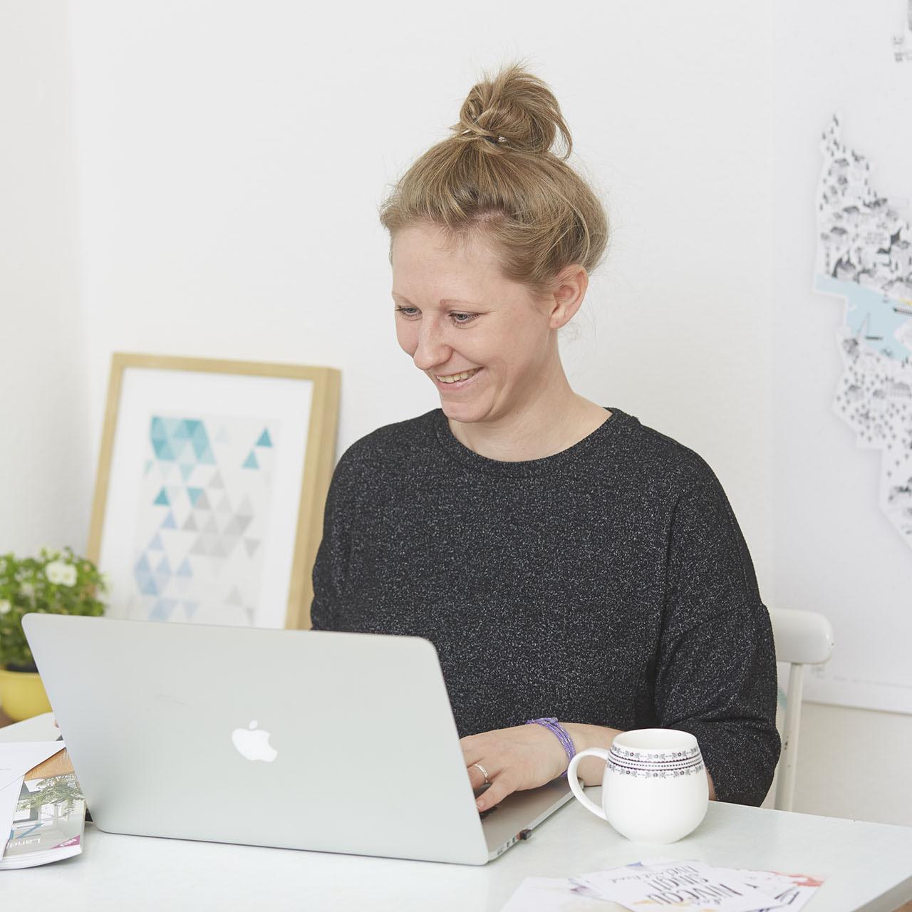 Martina Olonschek-Webdesigner Hamburg