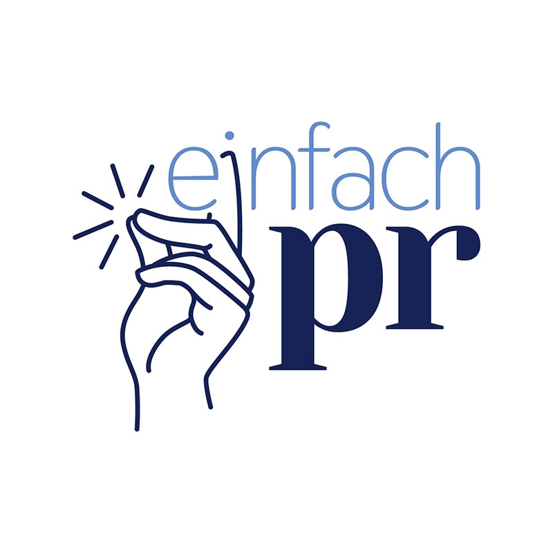 Logo einfach pr